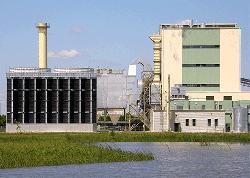 The Biopower Plant of Szakoly (Hungary)
